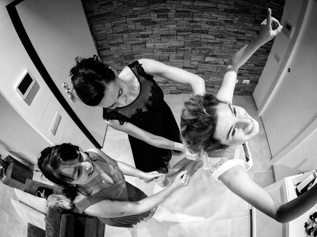 Il matrimonio di Lorenzo e Erika a Novara, Novara 5