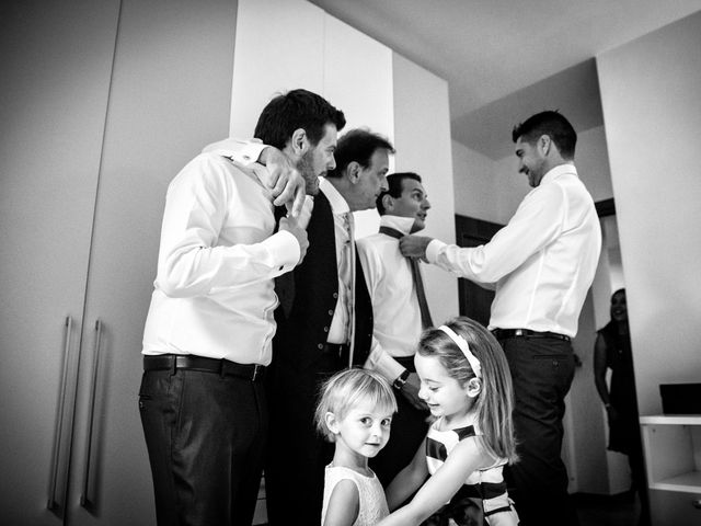 Il matrimonio di Lorenzo e Erika a Novara, Novara 11