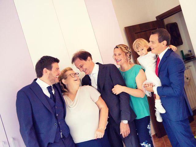 Il matrimonio di Lorenzo e Erika a Novara, Novara 20