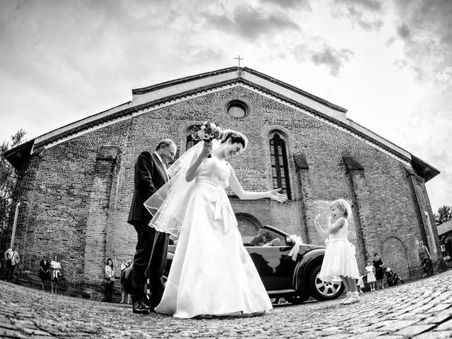 Il matrimonio di Lorenzo e Erika a Novara, Novara 24