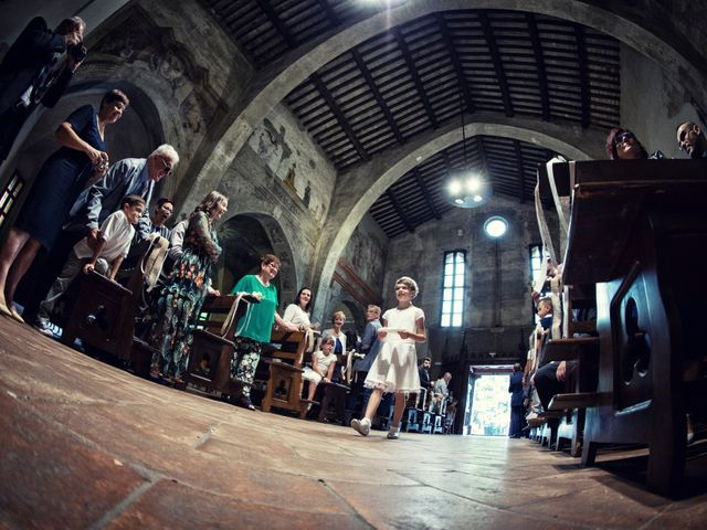 Il matrimonio di Lorenzo e Erika a Novara, Novara 26