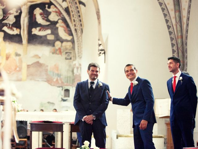 Il matrimonio di Lorenzo e Erika a Novara, Novara 27