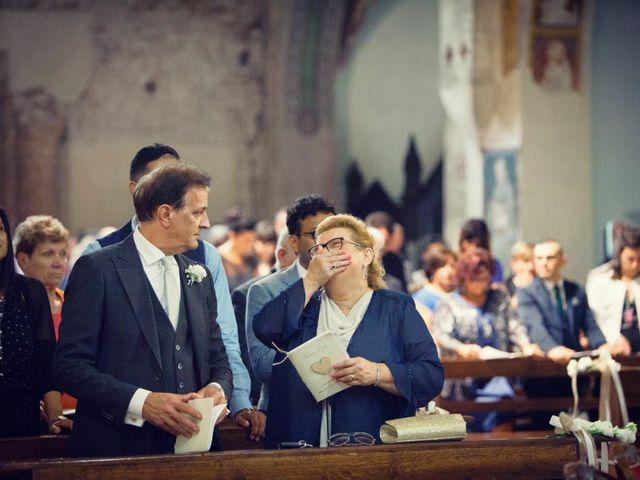 Il matrimonio di Lorenzo e Erika a Novara, Novara 31