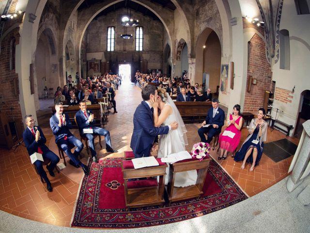 Il matrimonio di Lorenzo e Erika a Novara, Novara 32