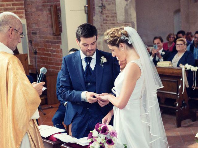 Il matrimonio di Lorenzo e Erika a Novara, Novara 33