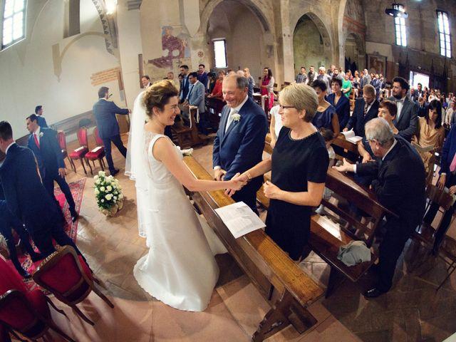 Il matrimonio di Lorenzo e Erika a Novara, Novara 36