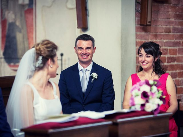 Il matrimonio di Lorenzo e Erika a Novara, Novara 38