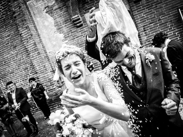 Il matrimonio di Lorenzo e Erika a Novara, Novara 39