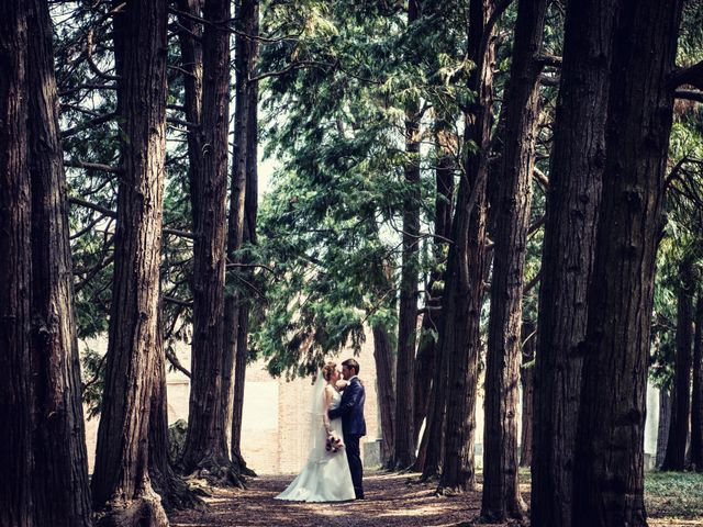 Il matrimonio di Lorenzo e Erika a Novara, Novara 43