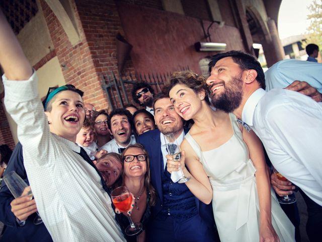Il matrimonio di Lorenzo e Erika a Novara, Novara 46