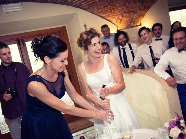 Il matrimonio di Lorenzo e Erika a Novara, Novara 52