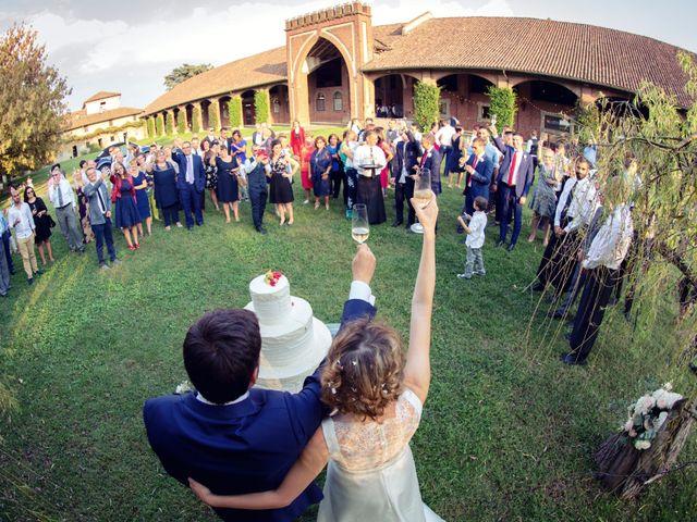 Il matrimonio di Lorenzo e Erika a Novara, Novara 55