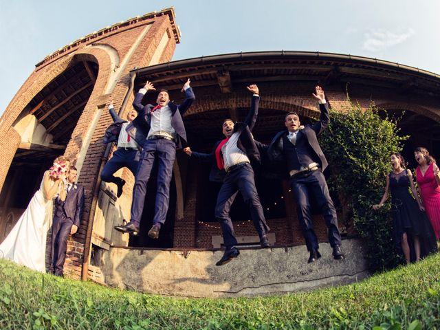 Il matrimonio di Lorenzo e Erika a Novara, Novara 58
