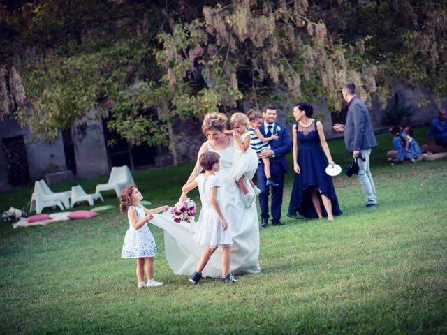 Il matrimonio di Lorenzo e Erika a Novara, Novara 62