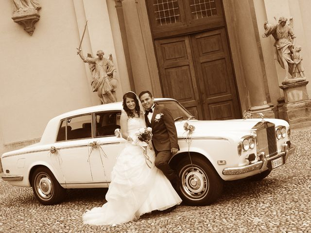 Le nozze di Vivian e Gary