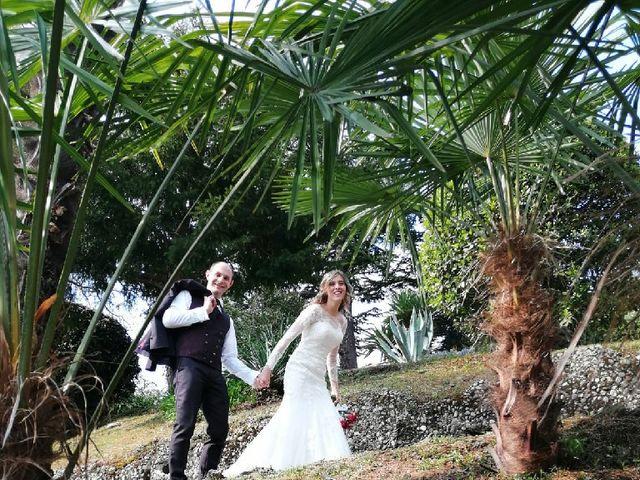 Il matrimonio di Claudio e Chiara a Luino, Varese 1