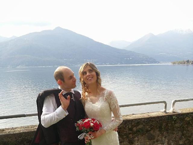Il matrimonio di Claudio e Chiara a Luino, Varese 2