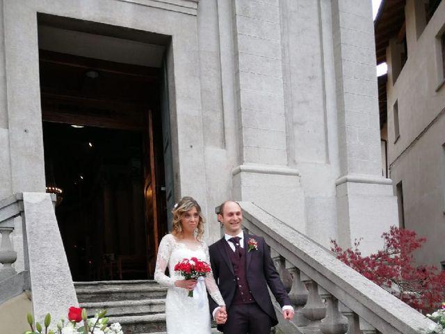 Il matrimonio di Claudio e Chiara a Luino, Varese 3