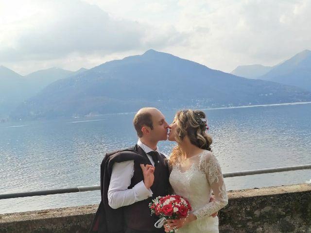 Il matrimonio di Claudio e Chiara a Luino, Varese 4