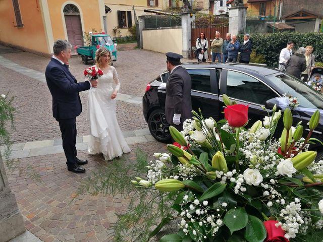 Il matrimonio di Claudio e Chiara a Luino, Varese 5