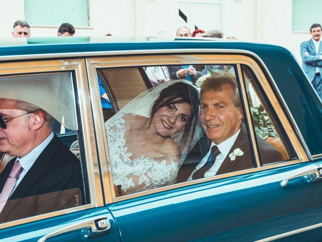 Il matrimonio di Gianluca e Maria Rosa a Barcellona Pozzo di Gotto, Messina 6