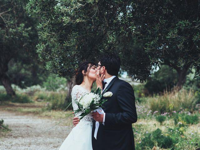 Il matrimonio di Gianluca e Maria Rosa a Barcellona Pozzo di Gotto, Messina 8