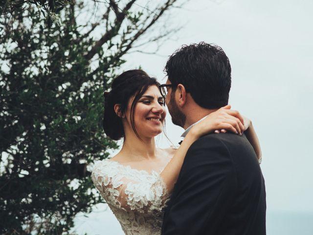 Il matrimonio di Gianluca e Maria Rosa a Barcellona Pozzo di Gotto, Messina 9