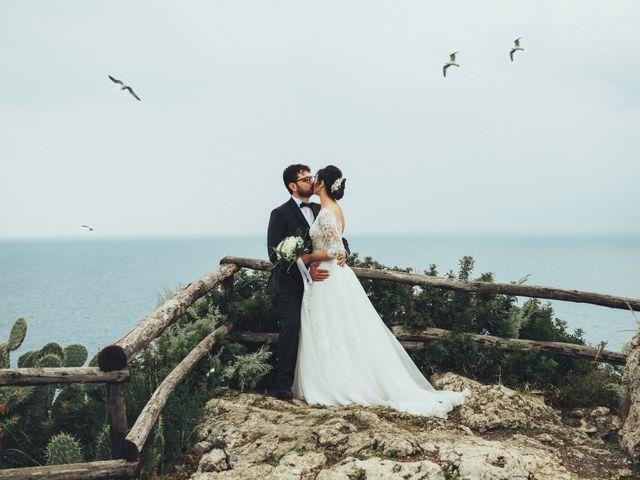 Il matrimonio di Gianluca e Maria Rosa a Barcellona Pozzo di Gotto, Messina 10