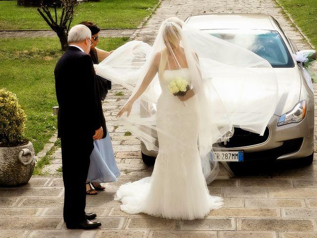 Il matrimonio di Alberto e Giuliana a Jesolo, Venezia 11