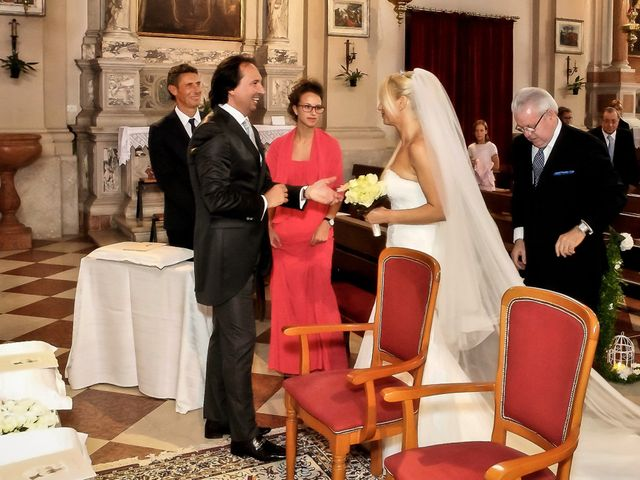 Il matrimonio di Alberto e Giuliana a Jesolo, Venezia 13