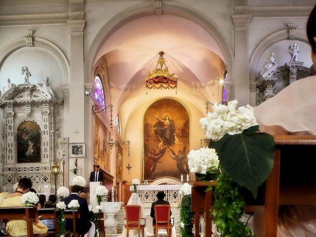 Il matrimonio di Alberto e Giuliana a Jesolo, Venezia 14