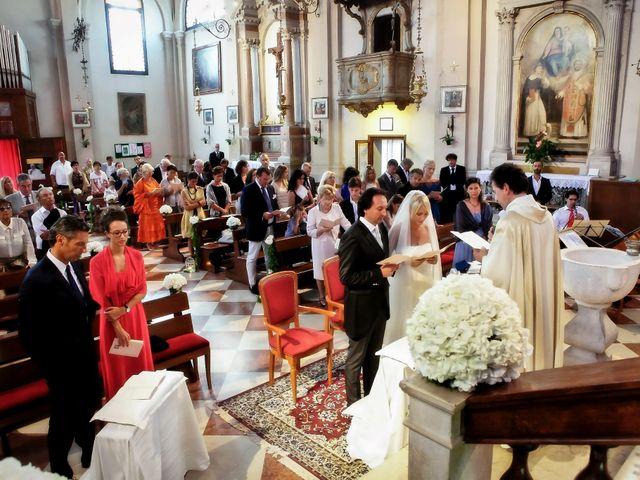 Il matrimonio di Alberto e Giuliana a Jesolo, Venezia 22