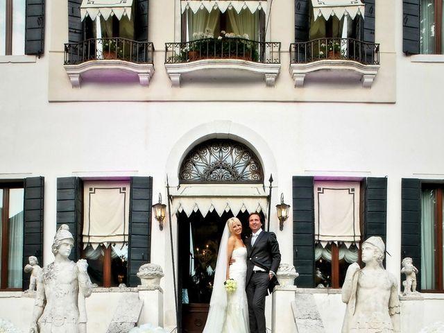Il matrimonio di Alberto e Giuliana a Jesolo, Venezia 43