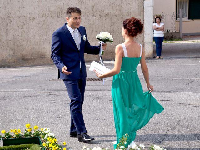 Il matrimonio di Enrico e Valentina a Concesio, Brescia 18