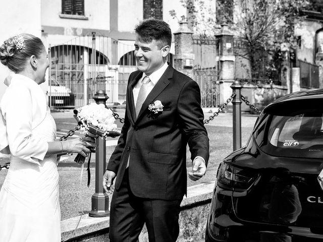 Il matrimonio di Enrico e Valentina a Concesio, Brescia 22