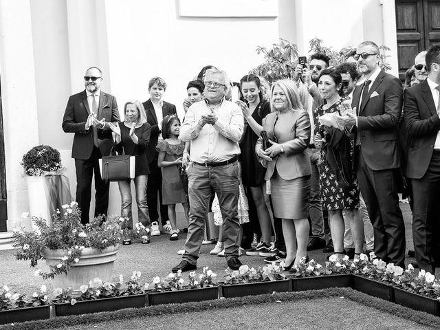 Il matrimonio di Enrico e Valentina a Concesio, Brescia 23
