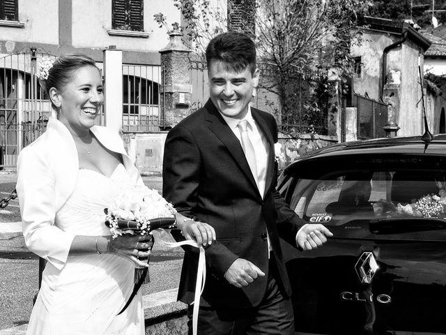 Il matrimonio di Enrico e Valentina a Concesio, Brescia 24