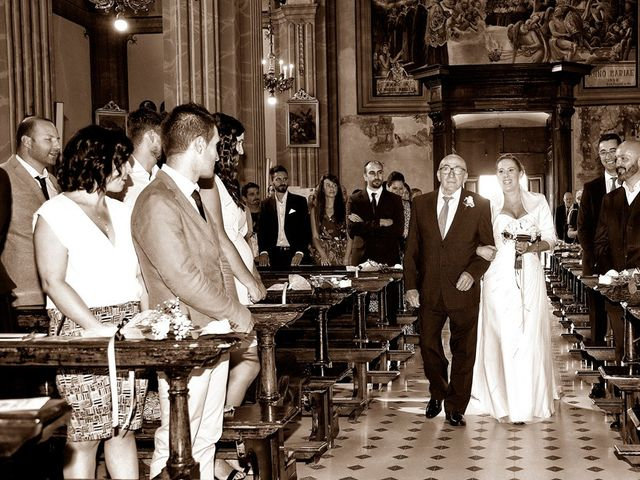 Il matrimonio di Enrico e Valentina a Concesio, Brescia 28
