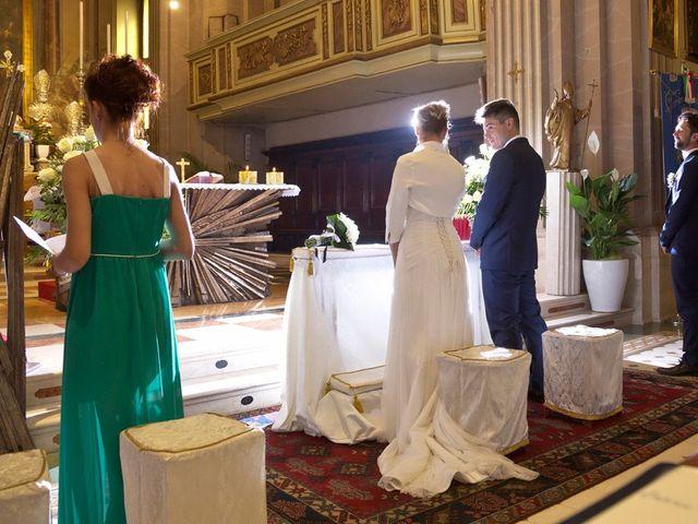 Il matrimonio di Enrico e Valentina a Concesio, Brescia 32