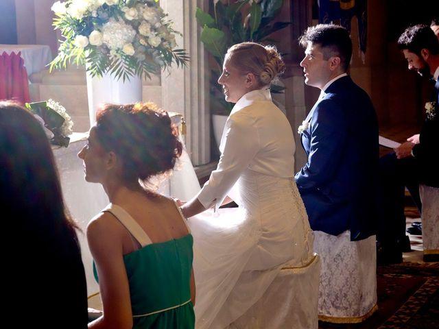 Il matrimonio di Enrico e Valentina a Concesio, Brescia 33