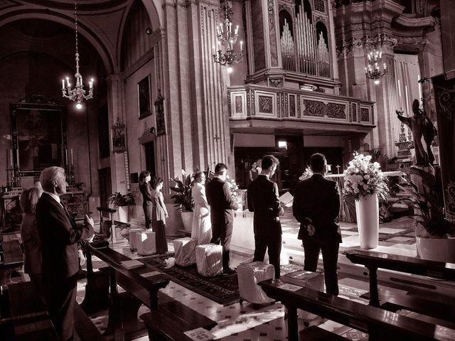 Il matrimonio di Enrico e Valentina a Concesio, Brescia 34