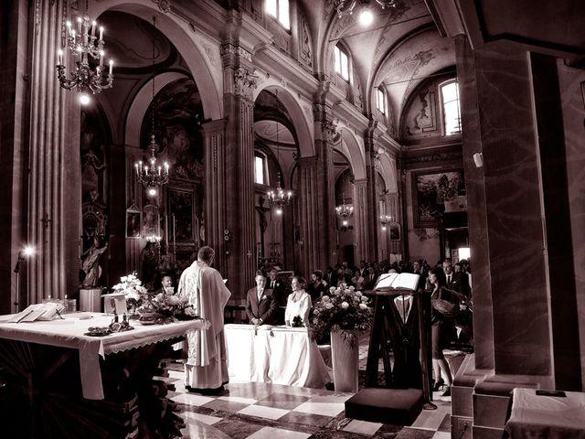 Il matrimonio di Enrico e Valentina a Concesio, Brescia 35
