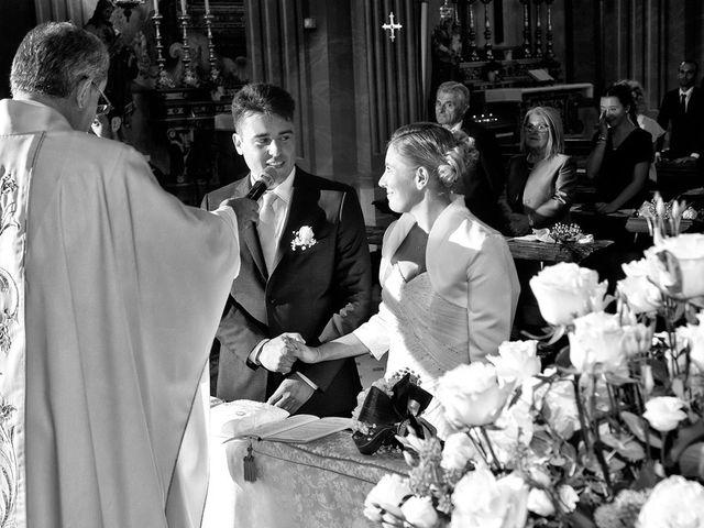 Il matrimonio di Enrico e Valentina a Concesio, Brescia 36