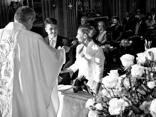 Il matrimonio di Enrico e Valentina a Concesio, Brescia 37