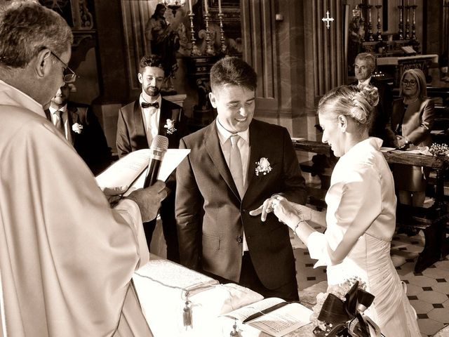 Il matrimonio di Enrico e Valentina a Concesio, Brescia 40