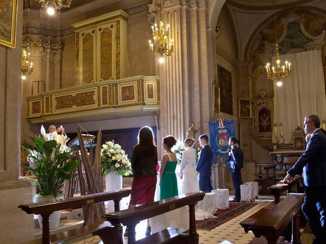 Il matrimonio di Enrico e Valentina a Concesio, Brescia 41