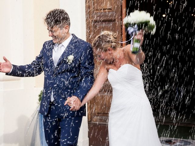 Il matrimonio di Enrico e Valentina a Concesio, Brescia 45