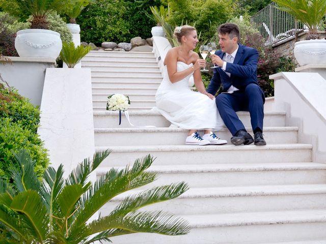 Il matrimonio di Enrico e Valentina a Concesio, Brescia 55