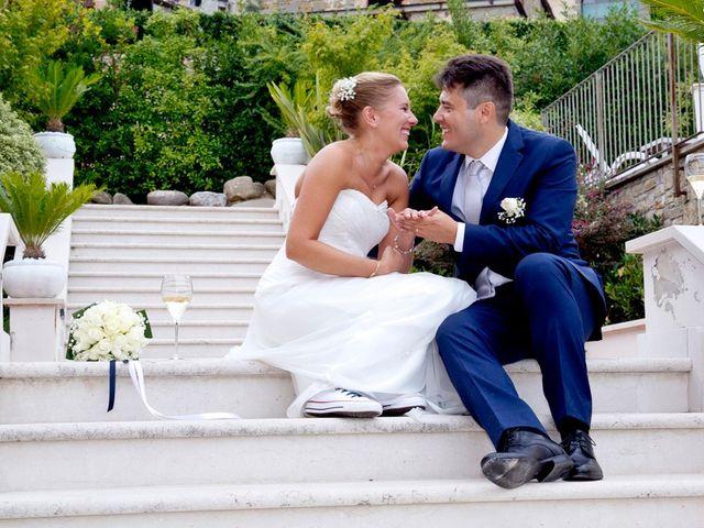 Il matrimonio di Enrico e Valentina a Concesio, Brescia 56