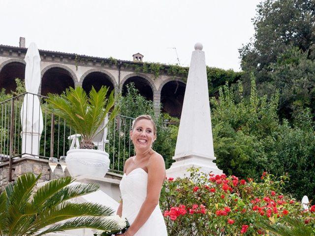 Il matrimonio di Enrico e Valentina a Concesio, Brescia 57